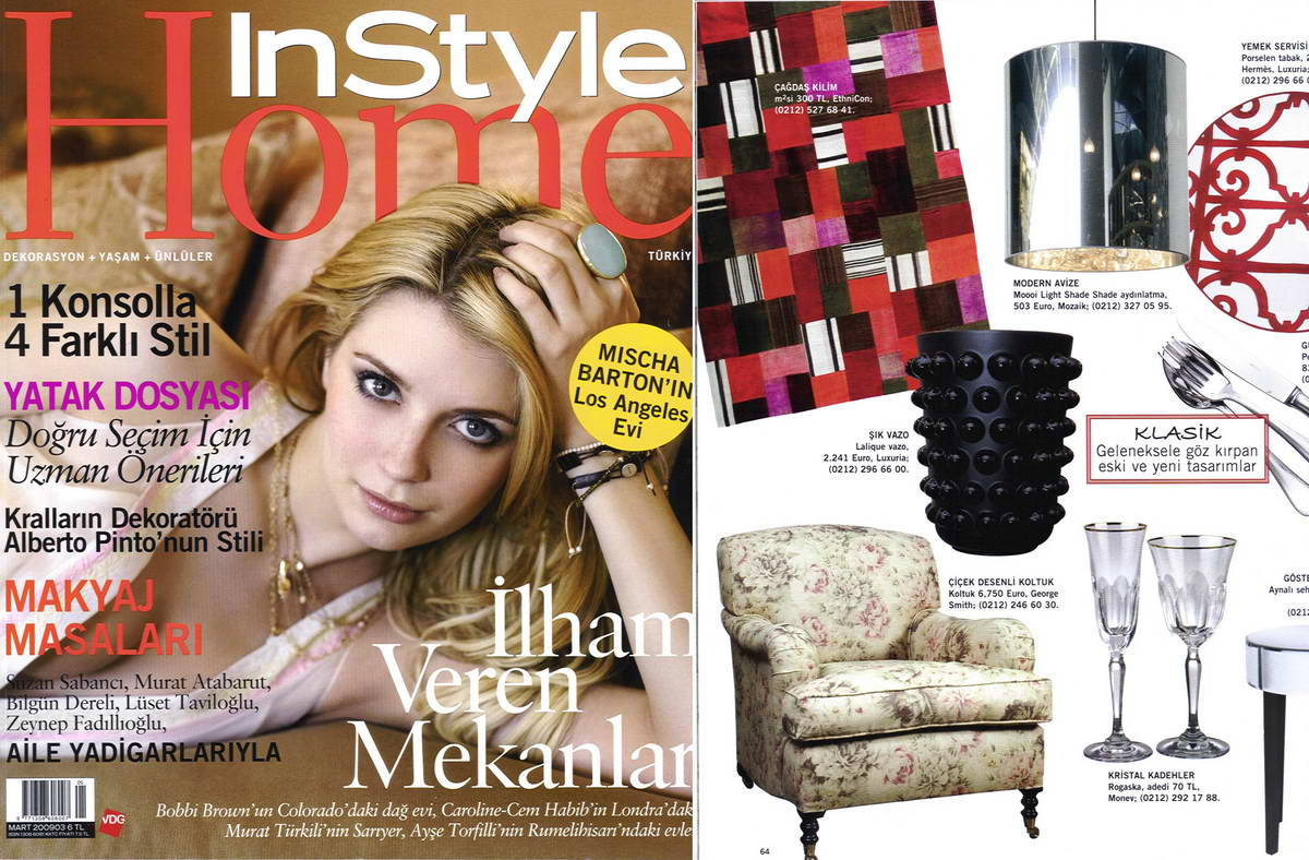 2009 InStyle Home