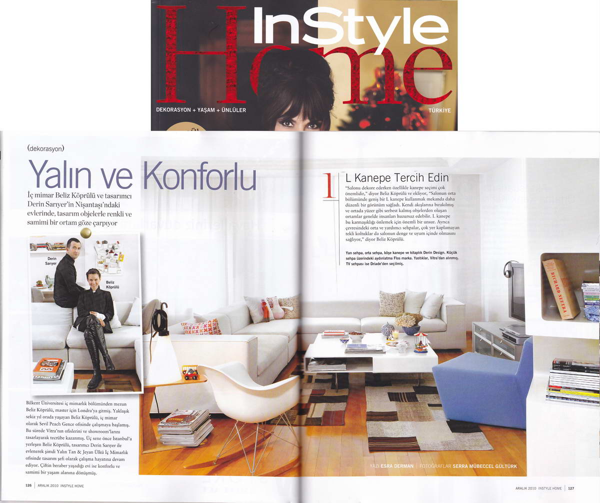 2010 InStyle Home